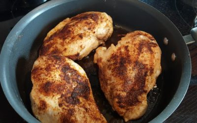 Perfectly Moist Chicken…. Everytime!